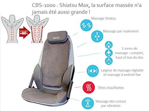 meilleur fauteuil massant